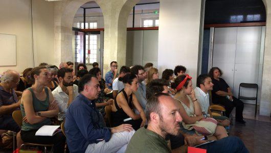 Debate in Avignon on secularism in technologies