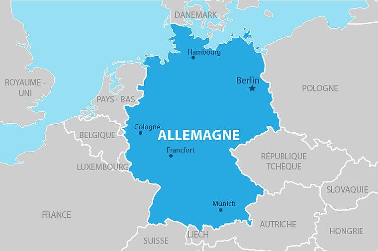 Voyage de repérage en Allemagne